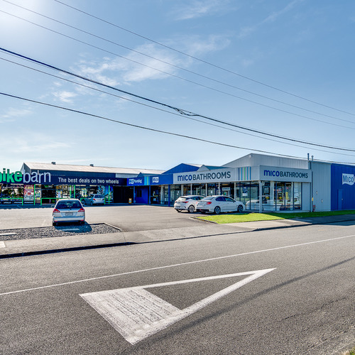 Onekawa showroom property managed by Independent Commercial Property Management